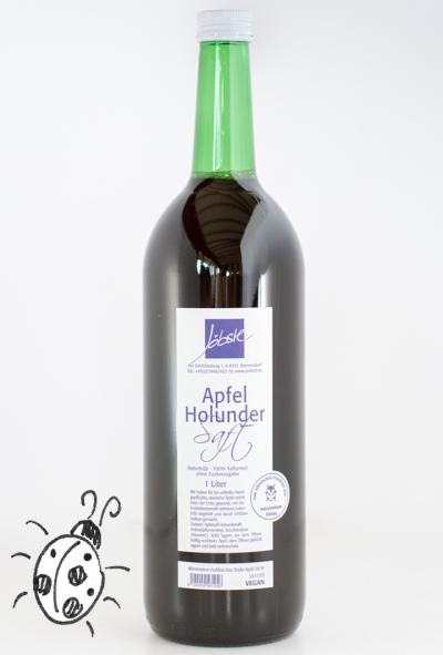 Apfel Holundersaft, Natursaft, Mischsaft, vegan, Weststeiermark, Schilcherei®, Weingut Jöbstl, Wies - online kaufen