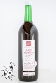 Apfel Johannisbeer Saft, Natursaft, Mischsaft, vegan, Weststeiermark, Schilcherei®, Weingut Jöbstl, Wies - online kaufen