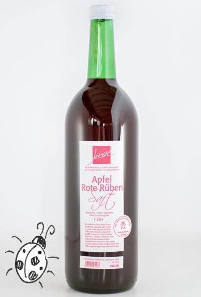Apfel Rote Rüben Saft, Natursaft, Mischsaft, vegan, Weststeiermark, Schilcherei®, Weingut Jöbstl, Wies - online kaufen