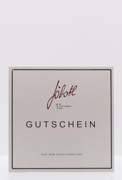 Gutschein, Wein, Schilcher, vegan, Schilcherei®, Weingut Jöbstl, Weststeiermark, Wies - online kaufen