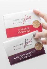 Schilchertraubensaft Schokolade, Schilcherschokolade, Weinschokolade, vegan, Schilcherei®, Weingut Jöbstl, Wies - online kaufen