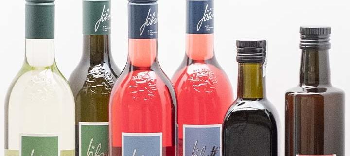 Weinbegleitung zur steirischen Jause, Schilcher, Weißburgunder, Sauvignon, eststeiermark, Schilcherei®, Weingut Jöbstl, Wies - online kaufen