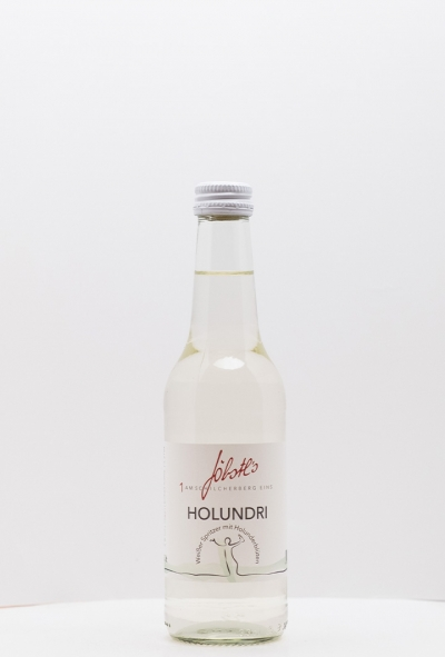 weißer Spritzer mit Holundersirup, Holundri, Spritzer vegan, Weingut Jöbstl, Schilcherei, Weststeiermark online kaufen